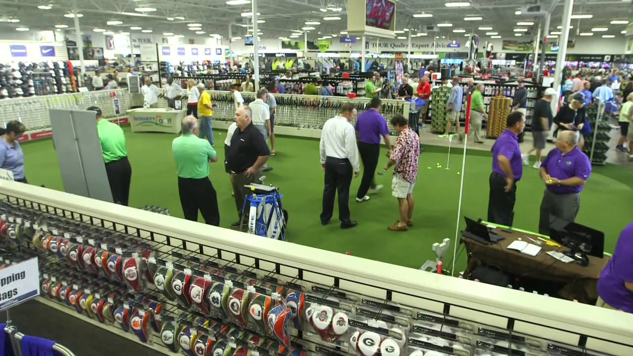 0af23e825e59 PGA TOUR Superstore Grand Opening Day in Orlando