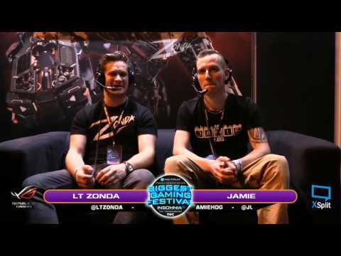 THE ZONDA SHOW - @JustJamieHDG Talkshow Interview! |