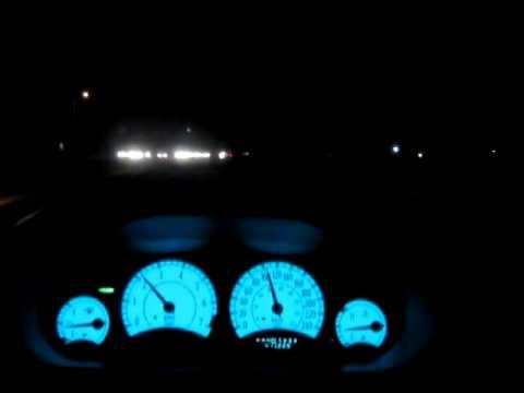 Sebring Incandescent Lighting Gauges