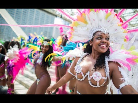 It's The 50th Anniversary Of Toronto's Caribbean Carnival