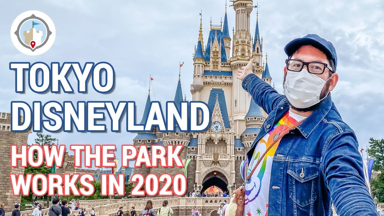 Tokyo Disneyland has REOPENED | The emptiest I've seen the Park | What you need to know!
