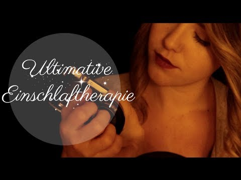 ASMR Ultimative EINSCHLAFTHERAPIE ♡ Tapping you to Sleep | No Talking