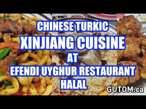 UYGHUR CUISINE Xinjiang Efendi Halal Uyghur Restaurant – Vancouver