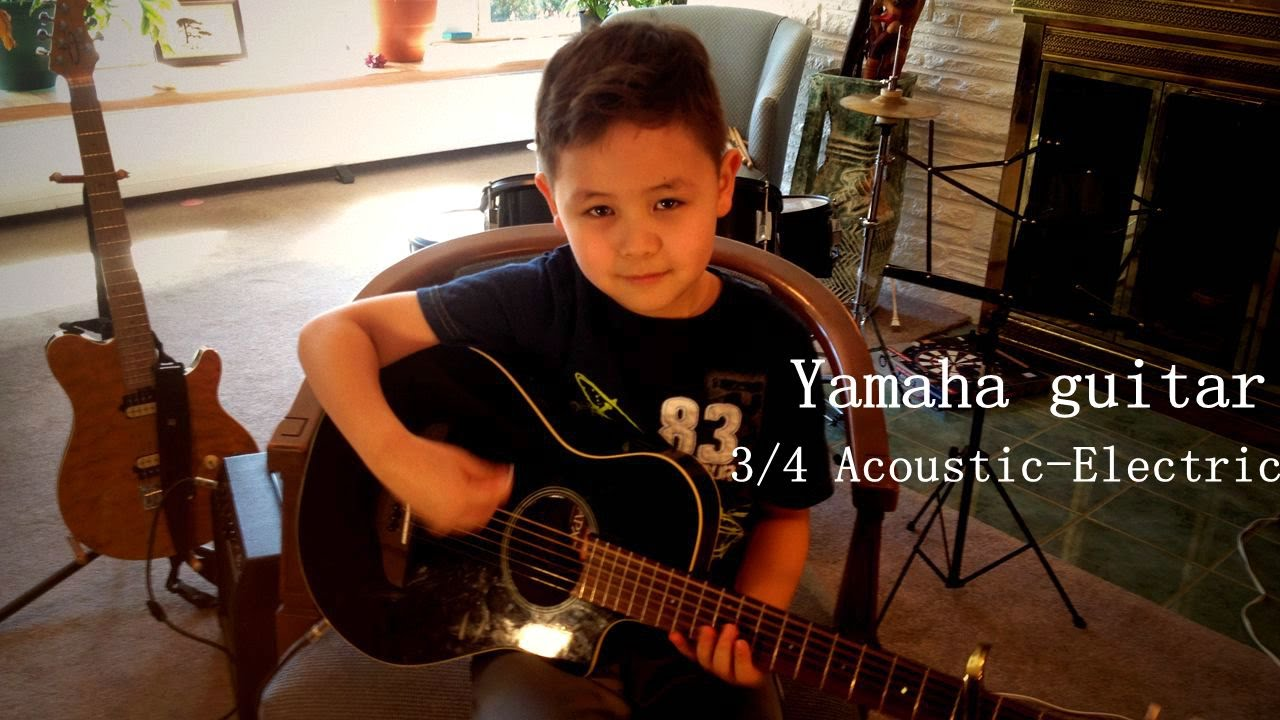 What Size Is The Yamaha Acoustic