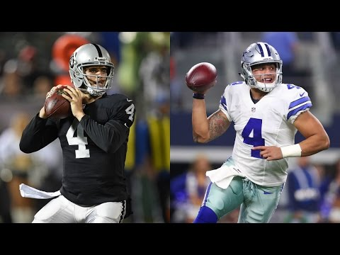 10 NFL Quarterbacks That Are The NEXT BIG THING