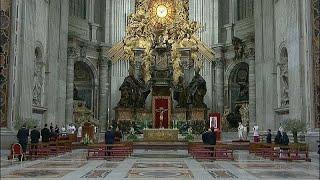Le Saint Suaire exposé exceptionnellement pour Pâques, contre le covid-19