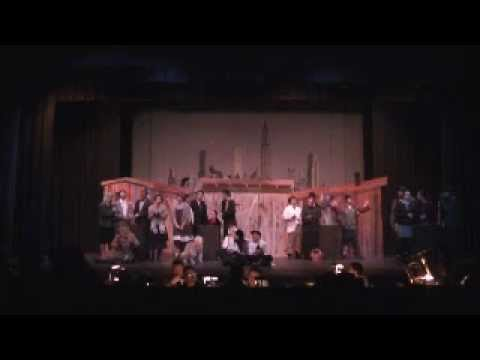 XHS Spring Musical 2012  [3/10]  - Annie : Act 1   Scene 3   Hooverville