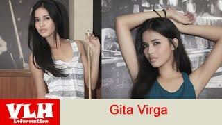 Gita Virga Pemeran sarah dalam Film D'Hijabers di SCTV