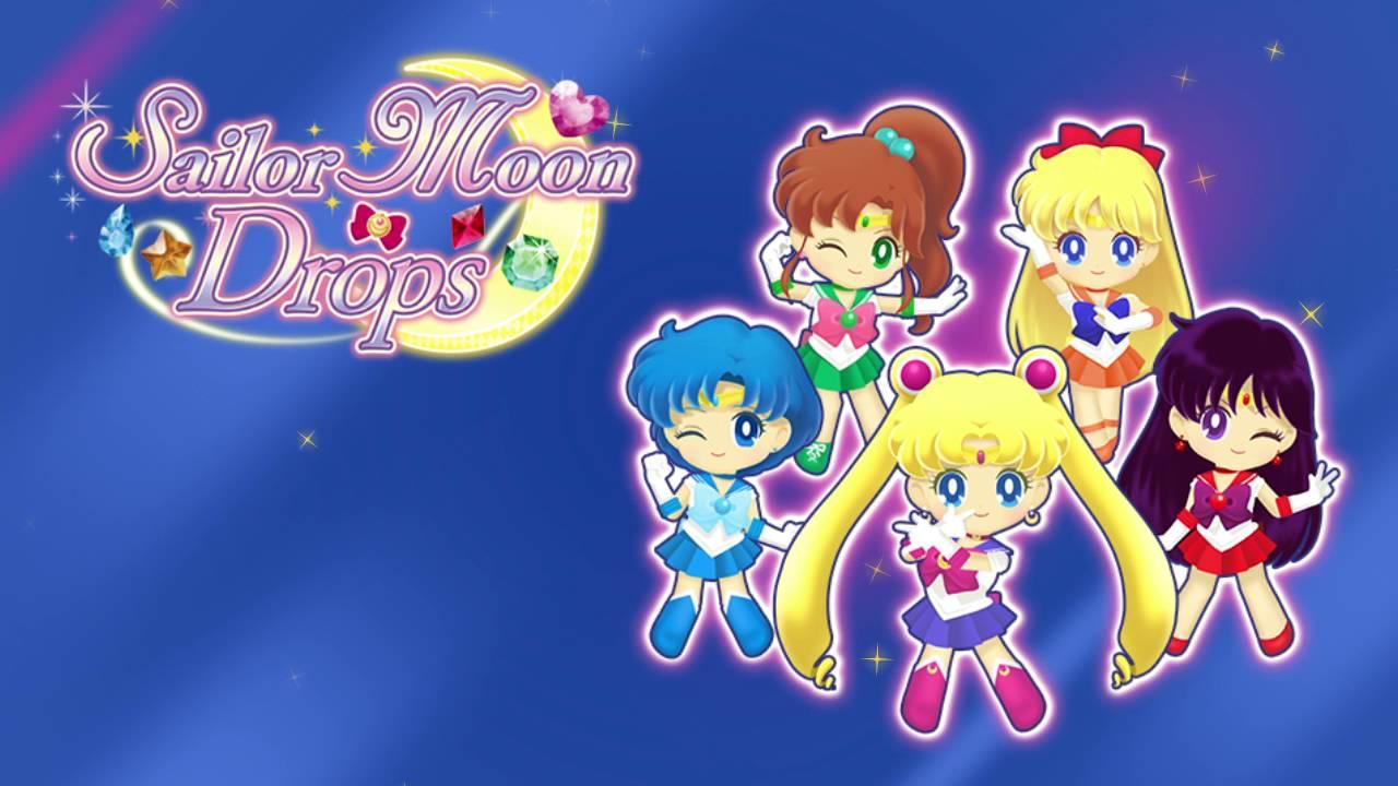 Sailor Moon Drops OST - Black Moon Map