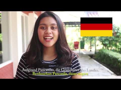 Genderang UI (dinyanyikan dalam 10 bahasa)