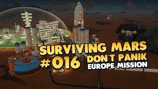 Surviving Mars - Wasserrückgewinnung lohnt 🚀 #016 [Let