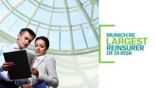 Munich Re & Disability Mgmt Svs Introduce DIME