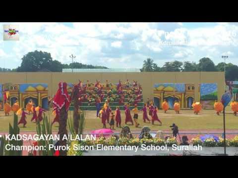 T'nalak Festival 2016:KADSAGAYAN A