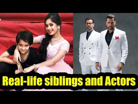 Ronit-Rohit To Jannat-Ayaan: Real-life Siblings Who Are Popular Actors
