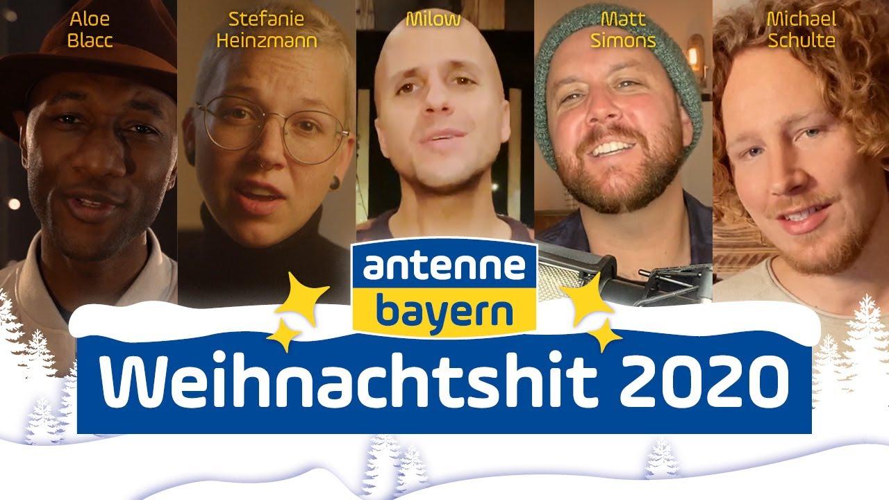 Being Home - Der ANTENNE BAYERN Weihnachtshit 2020 mit euren Lieblingsstars