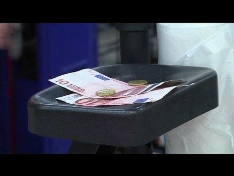 Estonia's economy encouraged by the euro