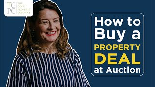 Buying at Auction: what do I need to do on auction night?