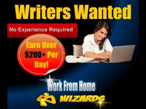 make money real writing jobs and other ways