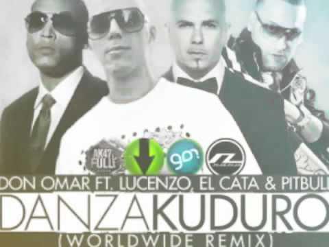 Don Omar – Danza Kuduro Remix Ft. Lucenzo , Pitbull & El Cata