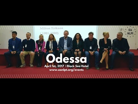 Catalin Zaharia - NLP & NLPt legal frames, training methodologies - EANLPt Conference Odessa