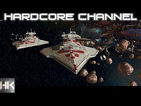 Star Wars: Empire At War: Forces Of Corruption - Схватка - Hardcore - Империя =1= Битва на Геонозисе