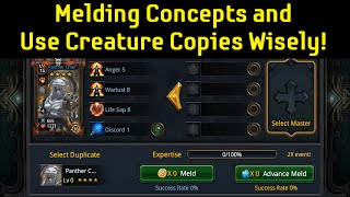 Deck Heroes: Melding Concepts | Use creature copies wisely!