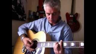 Broken Stones, Paul Weller (Tutorial)