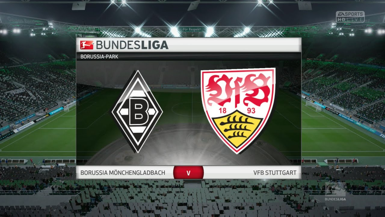 Borußia Mönchengladbach Vfb Stuttgart