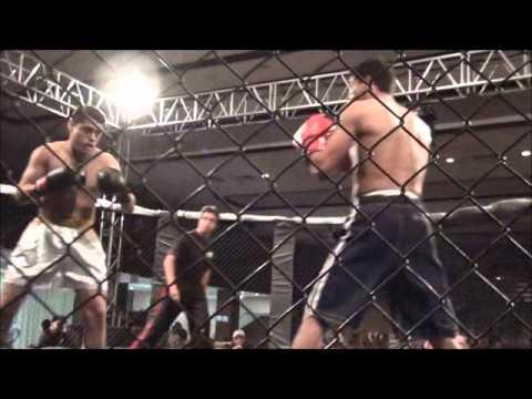 Pelea Tercy Hernandez, Villanueva's Muay Thai Guate. Muay Thai Vs Krav Maga