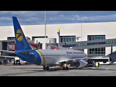 Боинг 737-800 Ukraine International Airlines