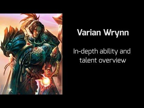 varian talents