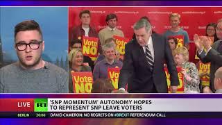 'SNP Momentum' Autonomy hopes to represent SNP Leave voters