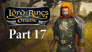Lord of the Rings Online Gameplay Part 17 - A Critical Strike - LOTRO Let's Play Series