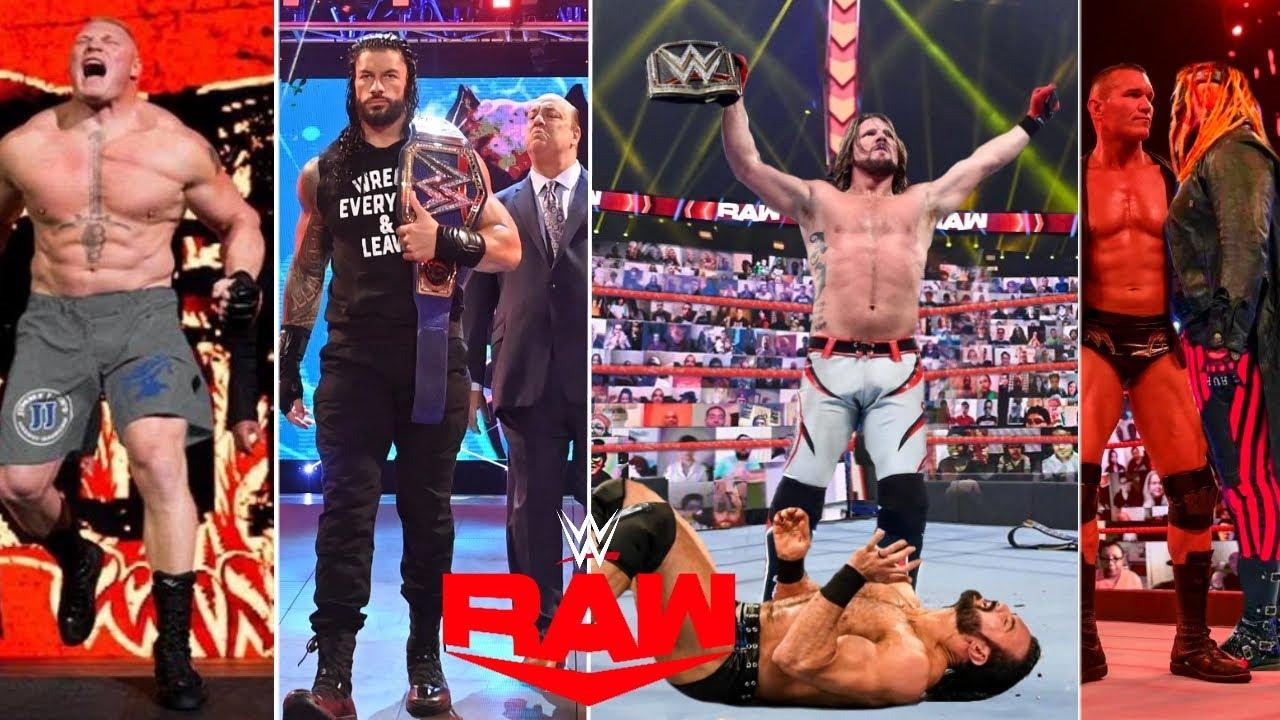 WWE Monday Night Raw 30th November 2020 Highlights, Kevin Owens Mocks Roman reigns Results Winners