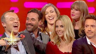 Clips You've NEVER SEEN Before From The Graham Norton Show | Part Seven