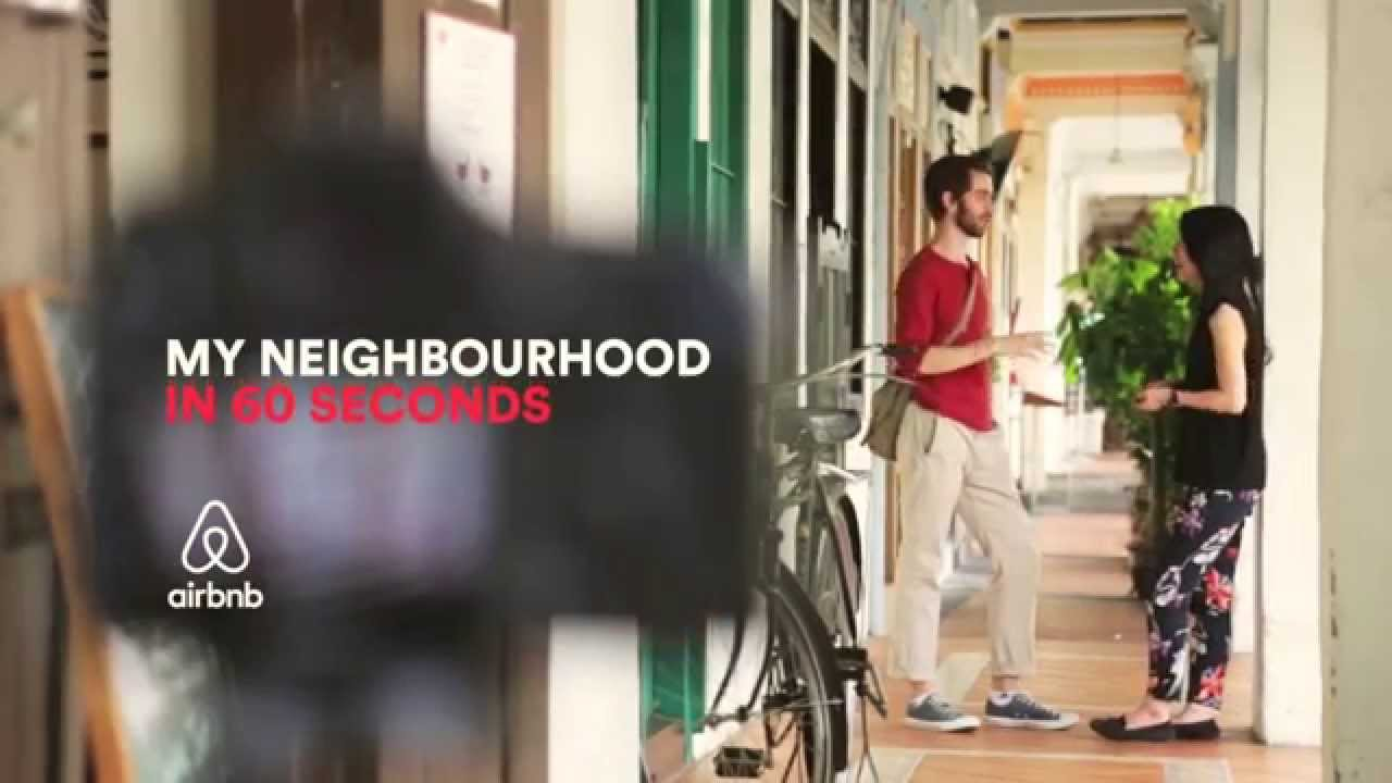 Image result for AIRBNB NEIGHBOURHOOD