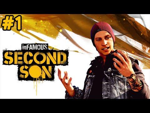 inFamous: Second Son - Başlıyoruz - Bölüm 1