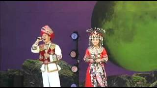 2011 hubei performers chinese folk song part 2