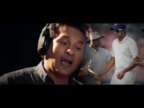 Nacho Nacho Nacho Sare Cricket Wali Beat Pe Sung By Sachin Tendulkar And Sonu Nigam