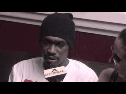 Interview: Busy Signal in Munich, Germany 11/4/2010