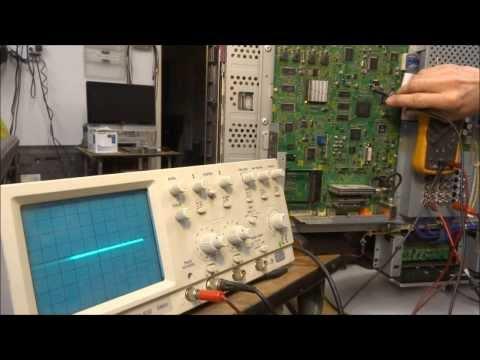 Mitsubishi LT-37131 LT37131 Blinking Blue Light LED Repair Fix