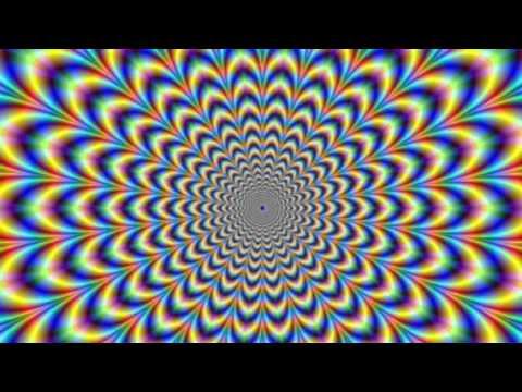 Hypnotizing Pattern Scary Pop Up Video