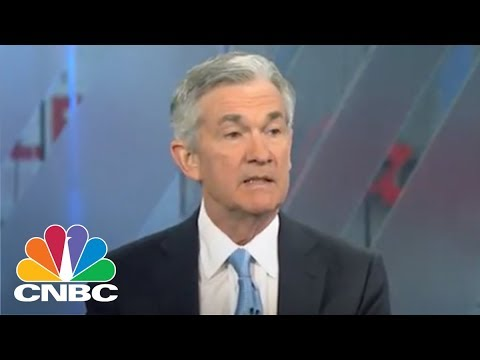 Fed Governor Jerome Powell On Monetary Policy, Bitcoin, And Tax Reform | CNBC