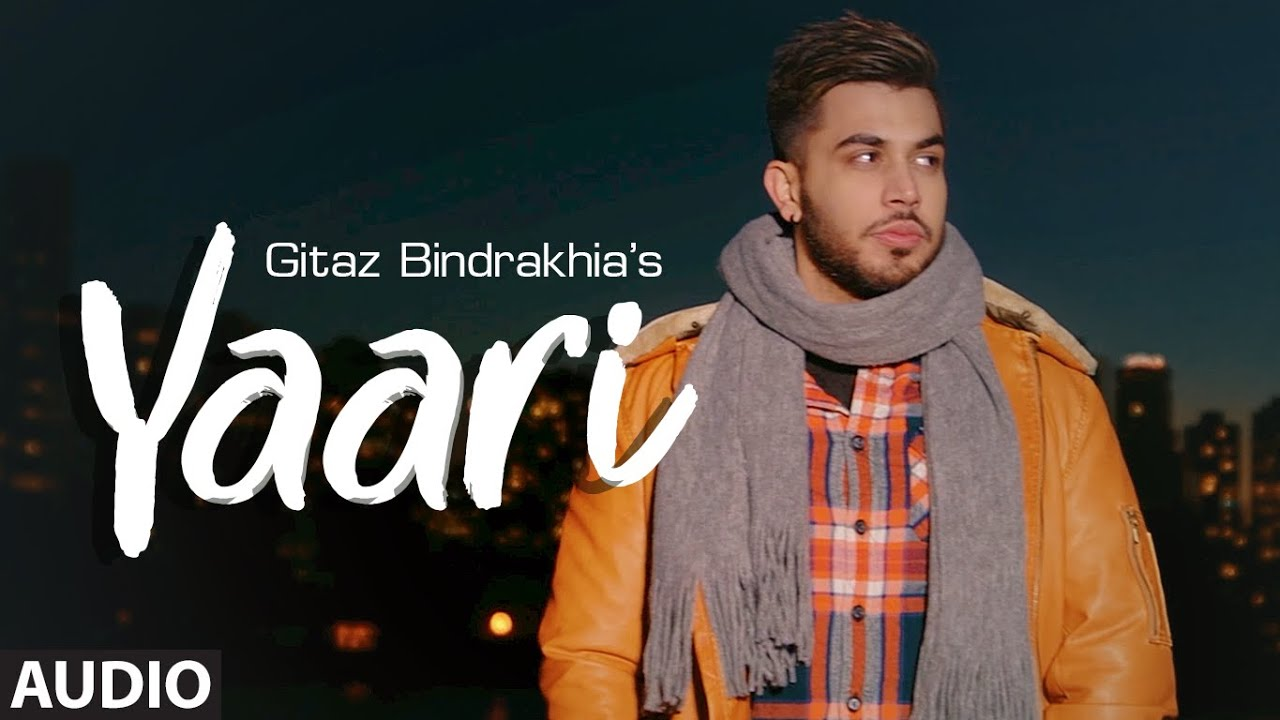 Yaari Gitaz Bindrakhia (Audio Song) Intense, Navi Ferozpurwala | Latest Punjabi Songs 2019