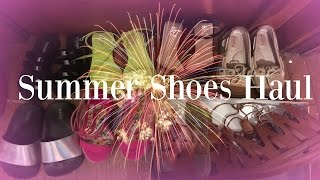 Summer Shoes HAUL 2016 | Empress