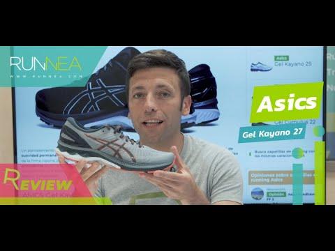 Asics Gel Kayano 27: Cambio espectacular en todo un referente para corredores pronadores