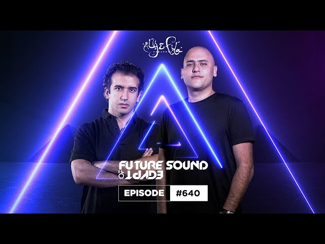 Future Sound of Egypt 640 with Aly & Fila (Live from Ministry of Sound (The Gallery pres. IAATM)