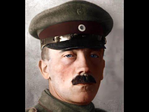 Lance-Corporal Hitler - WW1 Trench Runner - Mark Felton Productions