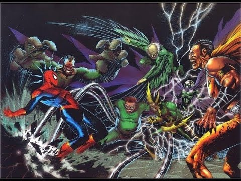 Человек-Паук против Зловещей Шестерки / Spider-Man Vs Sinister Six