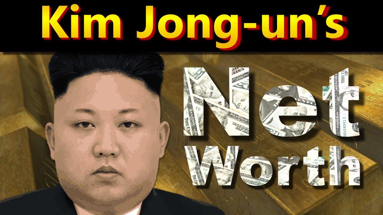 Visualized: The Absurd True Scale Of Kim Jong un's Net ...